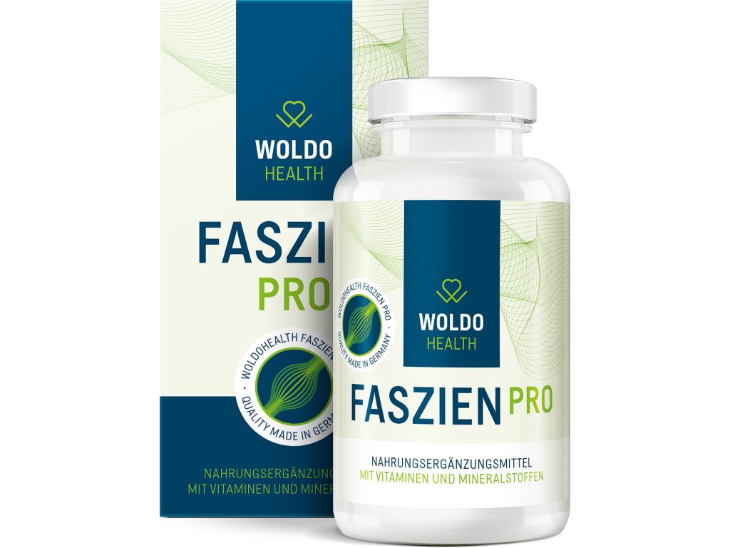 WoldoHealth 190123 Faszien Pro Amazon 02 Front plus Schachtel