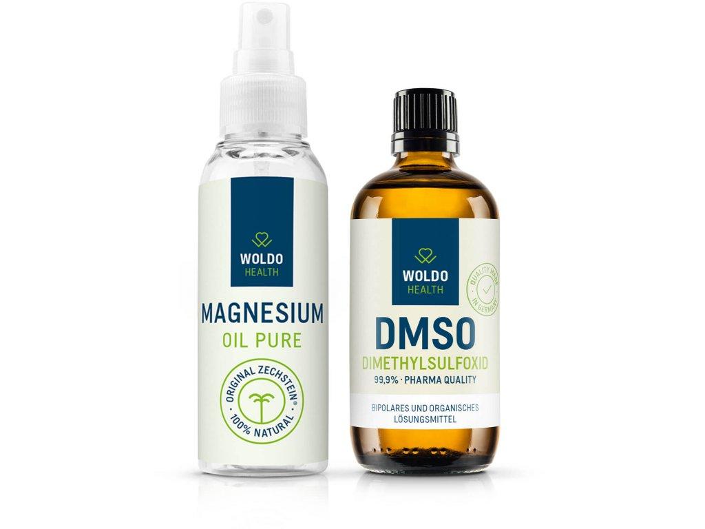 Hořčíkový olej Dimethylsulfoxid