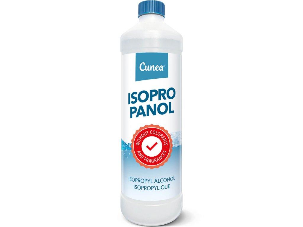 Isopropanol použití