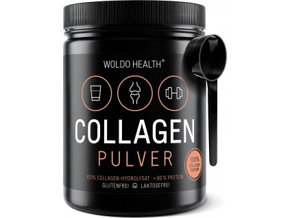 WoldoHealth Collagen Dose 500g 01 1er Loeffel