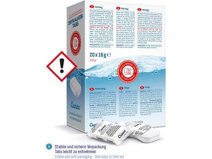 Cunea Odstraňovač vodního kamene 20 Tablet