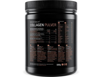 woldohealth collagen pulver protein 3er