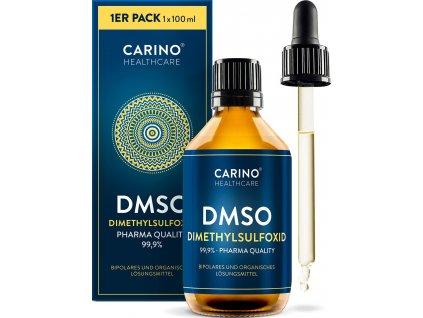 DMSO dimethylsulfoxid Farmaceutická kvalita
