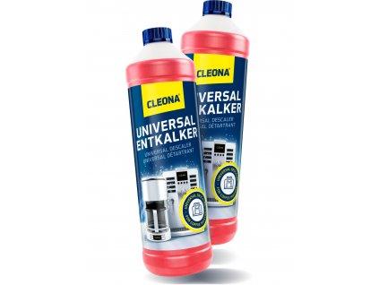 Cleona 180518 Entkalker 1000ml 02 2er Flasche Front