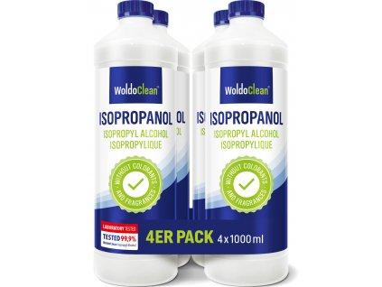 Isopropanol (4x1000ml)
