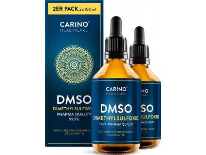DMSO organická sloučenina