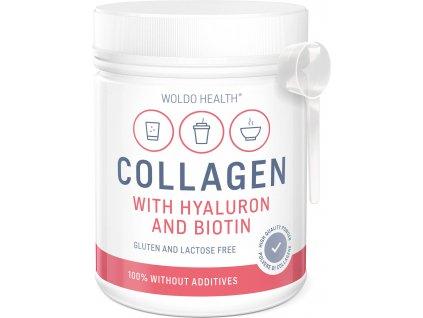 kolagen s kyselinou hyaluronovou