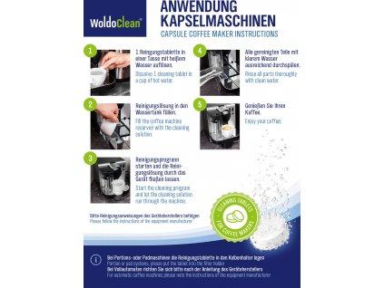 cistici tablety do kavovaru 150 kusu po 2g Jura Delonghi Bosch Siemens Saeco