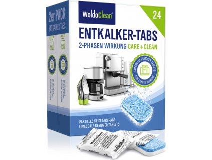 Dvoufázové odvápňovací tablety 24ks