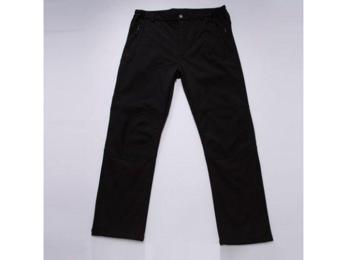 Kalhoty pánské softshellové zateplené flísem (2 barvy) WOLF