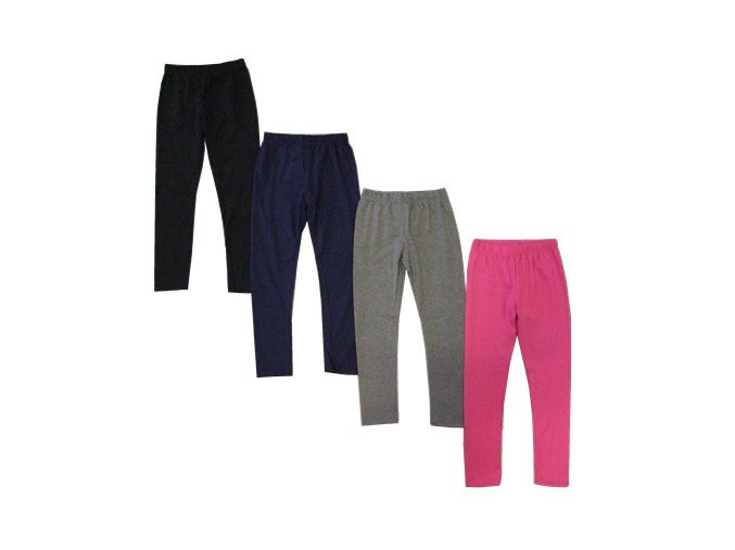 Legíny dívčí teplé (4 barvy) KUGO