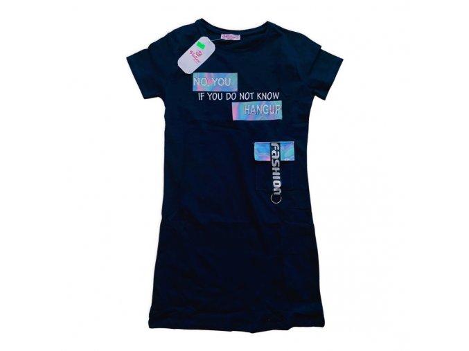 Šaty dívčí  (2 barvy) VIOLLEN, VELIKOST 128-176