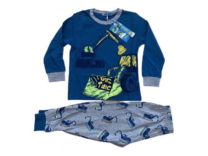 Pyžamo chlapecké (3 barvy) KUGO,VELIKOST 98-128