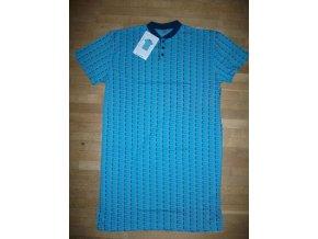 Noční košile pánská krátký rukáv (3 barvy) COANDIN