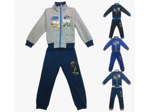 Tepláková souprava chlapecká (4 barvy) KUGO