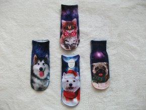 Ponožky (4 barvy) AURA VIA