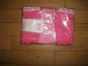 Kalhotky dívčí (3 barvy) WOLF