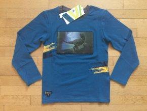 Tričko teplejší chlapecké (3 barvy) KUGO, VEL.98-128
