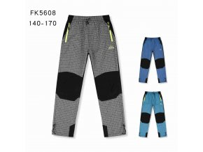 FK5608 140 170 18KS platene kalhoty