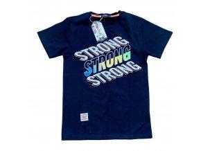 Tričko chlapecké krátký rukáv (3 barvy) KUGO, VELIKOST 134-164