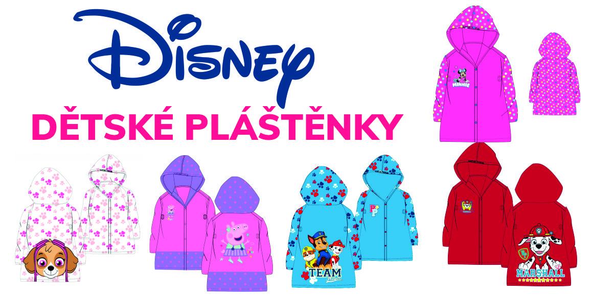 disney plastenky