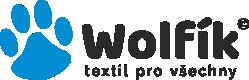 Wolfík dětský textil