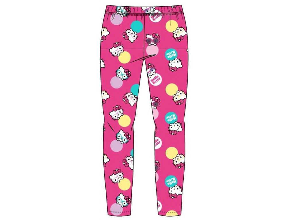 Dětské legíny HELLO KITTY 52102202 - růžové