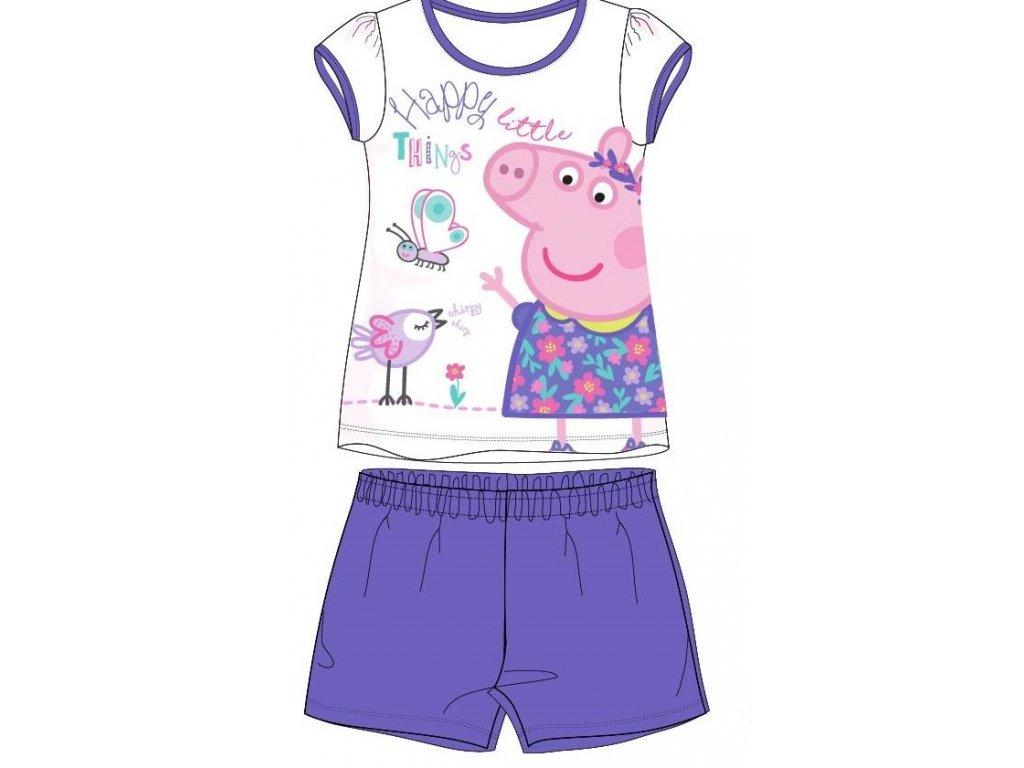 pyžamo peppa pig 2