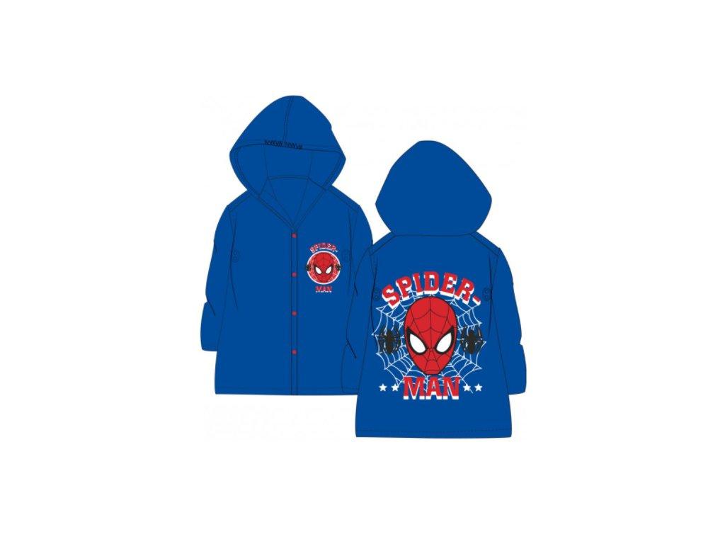 pláštěnka Spider man