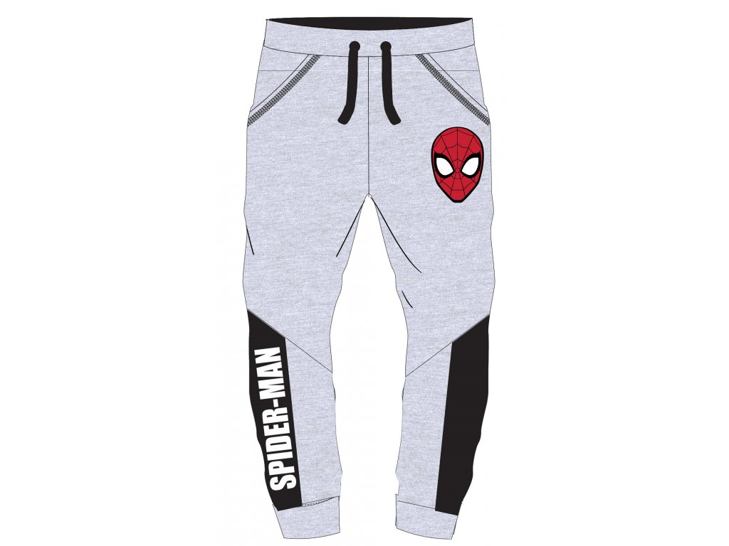 tepláky Spider man