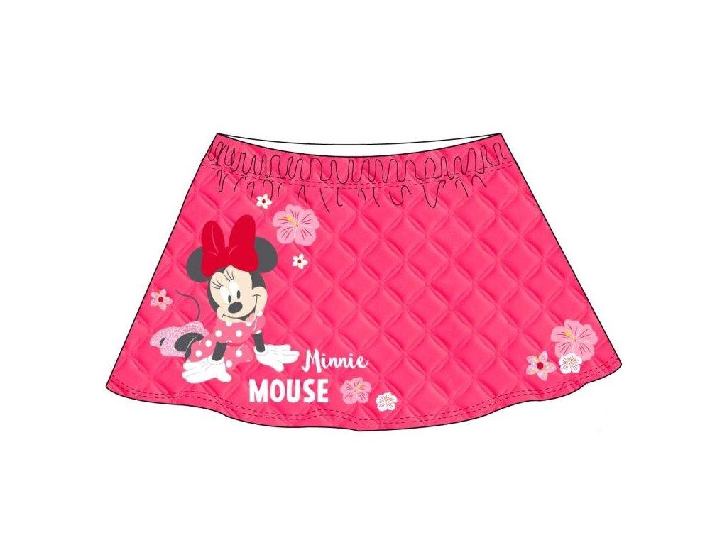 Dívčí sukně MINNIE 52085183 - růžová