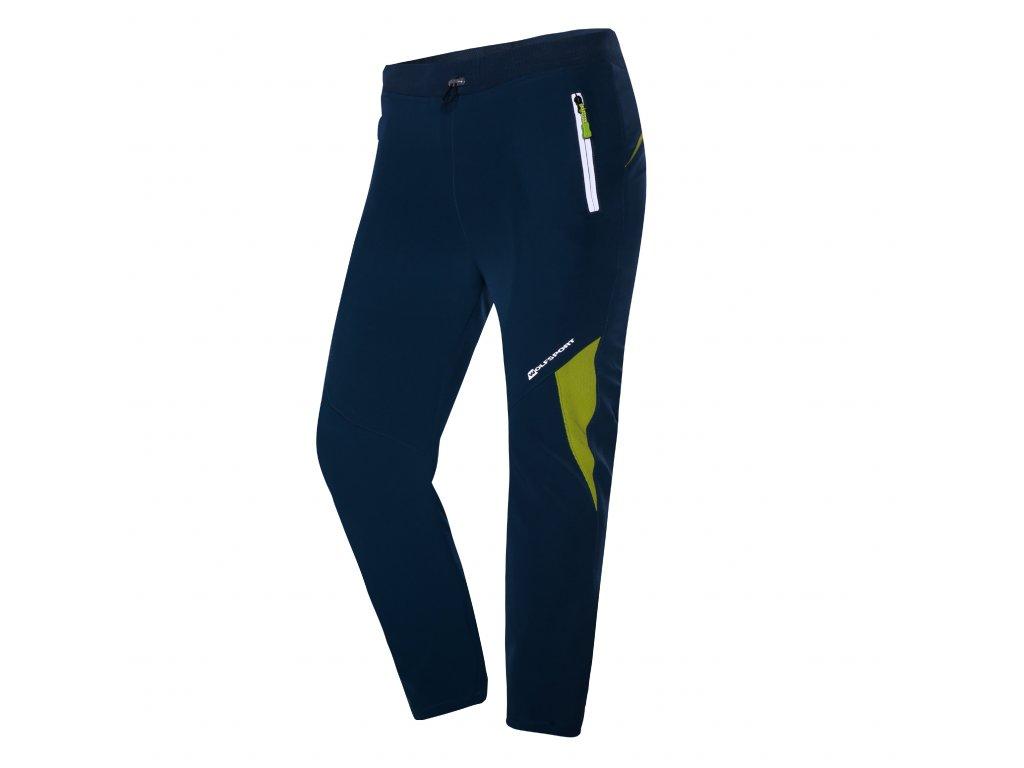 Chlapecké softshellové kalhoty WOLF B2984 - petrolejové (Velikost 146)