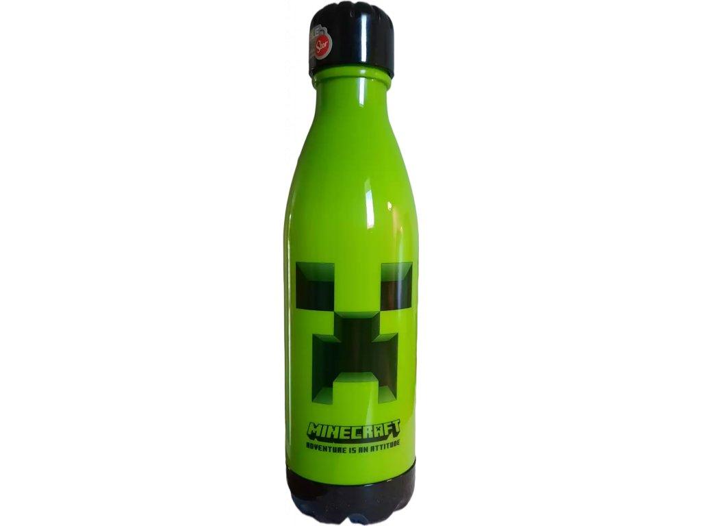 Lahev MINECRAFT 02180 - zelená/660ml