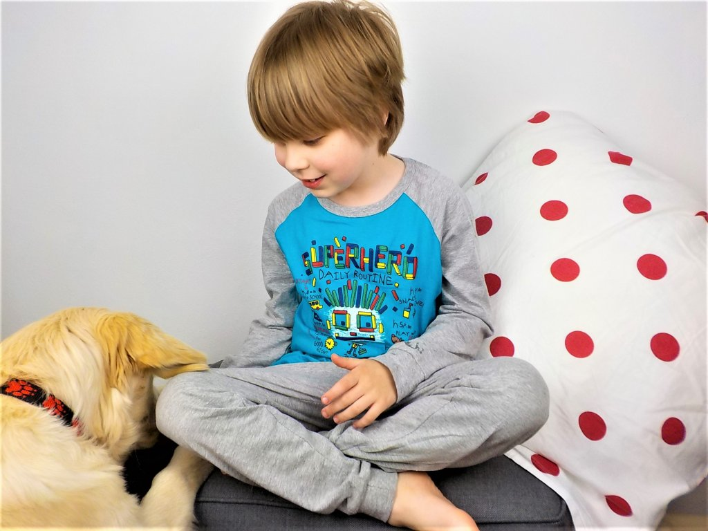 Chlapecké pyžamo WOLF S2855B - tyrkysové (Velikost 134)
