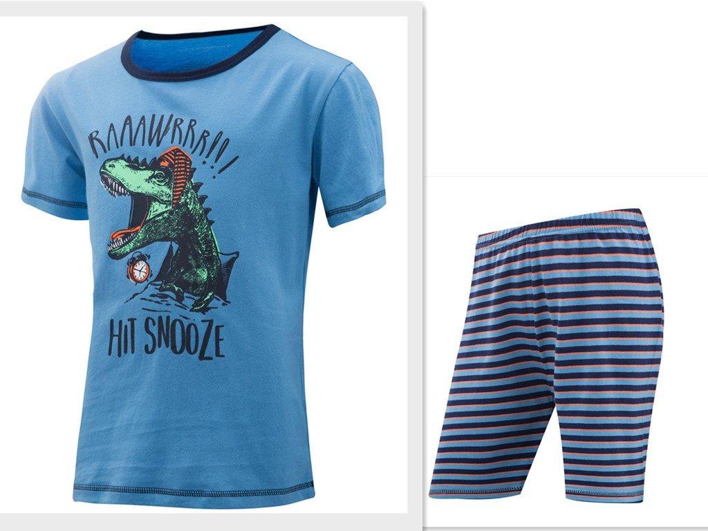 Chlapecké pyžamo WOLF S2967 - modré (Velikost 128)