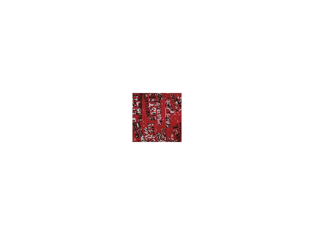 Pánské trenýrky ANDRIE PS5410 - červené (Velikost XXL)