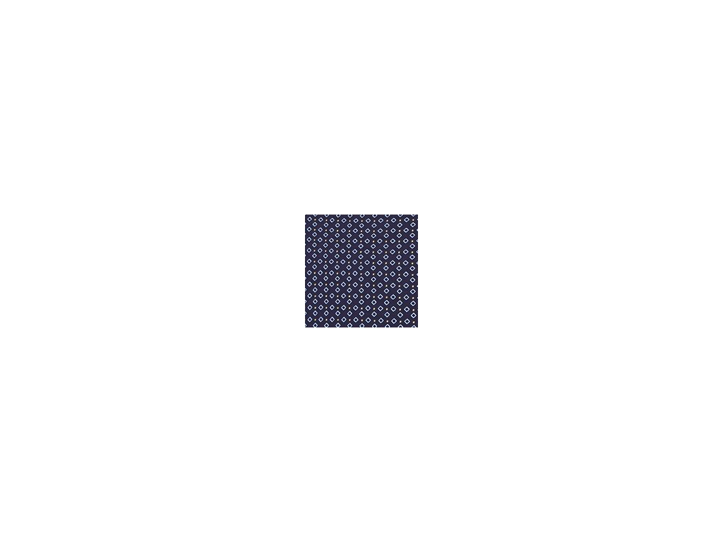 Pánské trenýrky ANDRIE PS5395 - modré, žlutý puntík (Velikost XL(54/56))