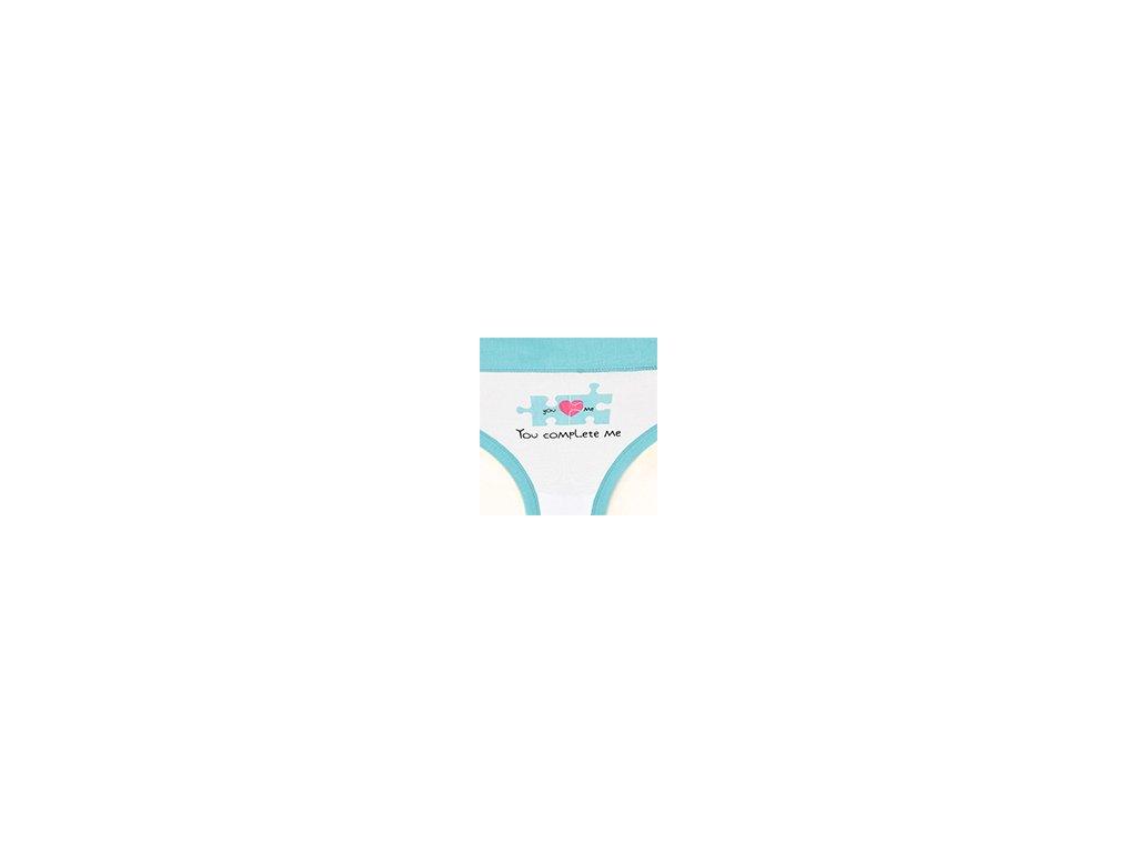 Dámské kalhotky ANDRIE PS2778 - bílé (Velikost XL(46/48))