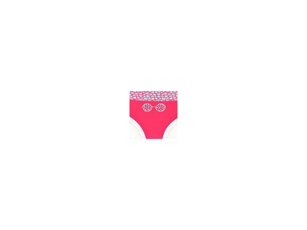 Dámské kalhotky ANDRIE PS2779 - růžové (Velikost XL(46/48))