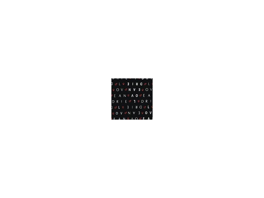 Pánské trenýrky ANDRIE PS5454 - černé (Velikost XL(54/56))