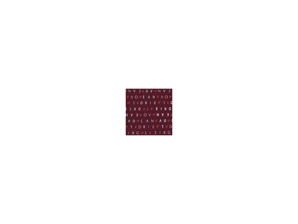Pánské trenýrky ANDRIE PS5454 - vínové (Velikost XL(54/56))