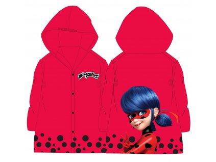 Dětská pláštěnka DISNEY 5228107 - Kouzelná Beruška , červená