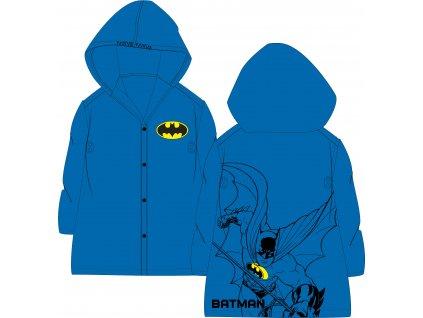 Dětská pláštěnka DISNEY 5228300 - BATMAN, modrá