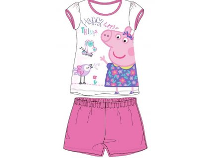 pyžamo peppa pig
