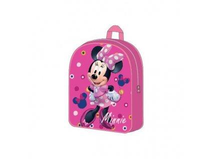 Dětský batoh MINNIE 0815 - růžový