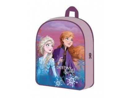 Dětský batoh FROZEN 0830 - růžová/fialová