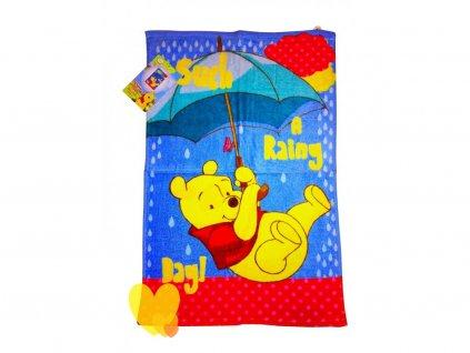 Dětský ručník MEDVÍDEK PÚ 56342 - barevný mix