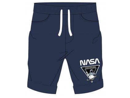 Chlapecké šortky NASA 5207108 - šedomodré