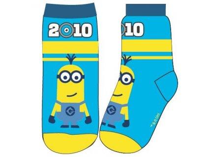 Dětské ponožky MIMONI 5234548 -  tyrkysové