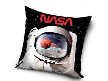Dětský polštářek NASA 467585 - černá/bílá